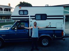 1999 lance 910 for by owner star id rvt com classifieds 88 ford f 150 and 80 s six pac camper