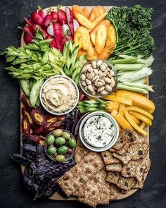#FWHealthy #mondaymotivation on a board via @clean_eating_journal #foodandwine by foodandwine