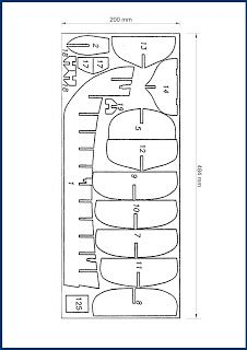 Canoe Plans, Model Boat Plans, Wooden Canoe, Wooden Boats, Model Ship Building, Boat Building, Master And Commander, Boat Projects, Cardboard Crafts