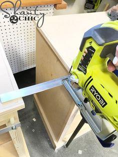 DIY Barn Door Hardware