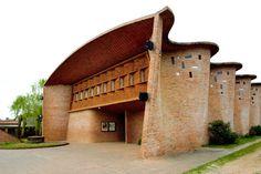 Cristo Obrero Church - Eladio Dieste