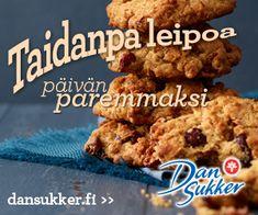 Rakkausrulla | Reseptit | Kinuskikissa Muffin, Pasta, Breakfast, Food, Bebe, Home, Bakken, Morning Coffee, Essen