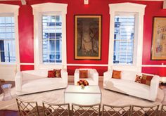 Furniture Rentals for Lounge and Luxe Events in NYC | High Style Rentals