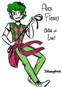 I Love Alex Fierro