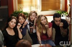 One of my favourite One Tree Hill Episodes ... mainly because of Pete Wentz