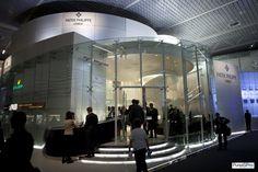 Baselworld 2013: Patek Philippe booth