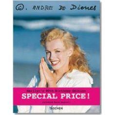 Andre de Dienes: Marilyn