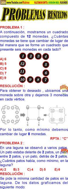 34 Ideas De Ejercicios De Logica Matematica Ejercicios De Logica Matematica Ejercicios Resueltos Ejercicios