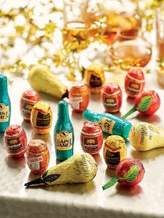 Abtey Chocolate Royal des Lys Liqueur Chocolates are expertly made dark chocolates filled with world-class spirits. Includes an assortment of 20 chocolates. Whiskey Chocolate, Hot Chocolate, Chocolate Filling, Chocolate Lovers, Liquor Candy, Italian Hot, Candy Gifts, Match Making, Candy Shop