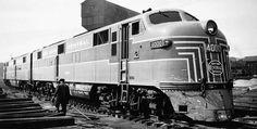 New York Centrals's first E unit - Classic Trains Magazine
