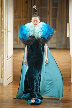 Alexis Mabille, haute couture jesień zima 2012/13, fot. Imaxtree