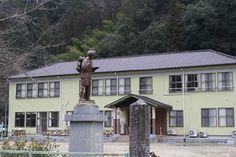 やかた田舎の学校 、中津市, Ohita