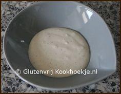 Knoflooksaus | Het Glutenvrije Kookhoekje