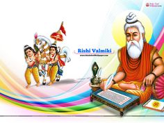 Bhagwan Valmiki ji HD Wallpaper Free Download