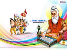 Bhagwan Valmiki ji HD Wallpaper Free Download