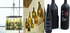 Reciclar as garrafas de vidro de forma criativa é uma maneira de economizar dinheiro e ao mesmo tempo de testar sua imaginação. Se o seu lixo for cheio de garrafas de vidro, de vinho ou cerveja ou qualquer outra bebida, antes de livrá-lo completamente talvez você deva dar uma olhada nestas 10 possibilidades de reciclagem. …