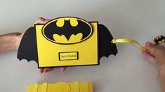 Interactive Batman 3D Invitation! Watch the video!