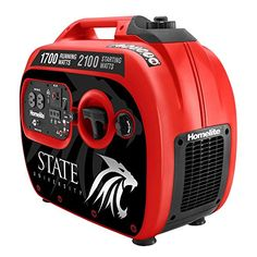 Homelite UTI2100R 2100Watt Red Gasoline Powered Quiet Inverter Generator * To view further for this item, visit the image link. (It is an affiliate link and I receive commission through sales)