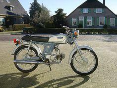Honda Benley 50 s