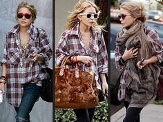 mary_kate_wearing_flannel <3