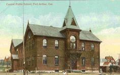 Port Arthur, New Classroom, Post Office, Origins, Thunder, Postcards, Theatre, First Love, Brick