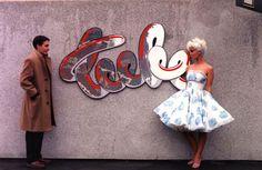 Jools Holland and Paula Yates, The Tube