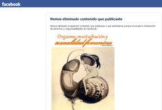 Comienza San Facebook a censurar El Diván Rojo justamente hoy viernes santo.