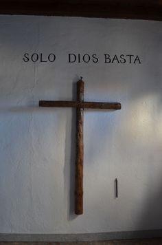 Imagen católica: cruz, crucifijo, teresa, avila - Cathopic