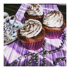 Vanilyali cupcake