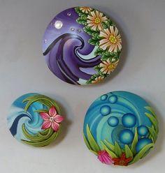 Lentil Beads by Lynne Ann Schwarzenberg - Lynne Ann is one amazing artist. I love her work! - Crafting For Holidays