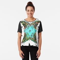 Star Designs, Chiffon Tops, Fitness Models, Digital Art, Printed, Awesome, Skirts, Sleeves, How To Wear