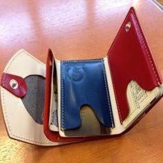 出会いは突然に、、、、^^; お気に入りの財布との出会いは突然でした。昨日、急きょ購入した財布を紹介しますm(_ _)m