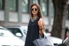 Pequeno vestido preto