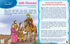 Kisah Asma'ul Husna Al-Wakiil