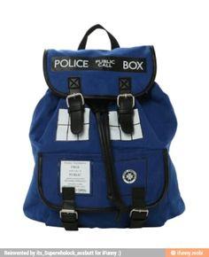 La mochila donde todo cabe y no pesa nada xD