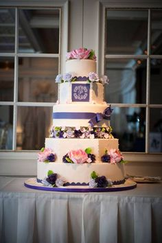 A Wedding Cake Baker's Wedding Cake