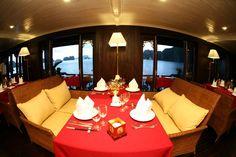 Restaurant in Bhaya Cruise
