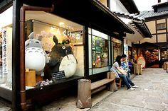 Stores in Japan - Totoro