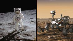 Space Samples Link NASA's Apollo 11 and Mars 2020 | NASA