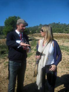 Zoltan Szabo y Cristina Ramos