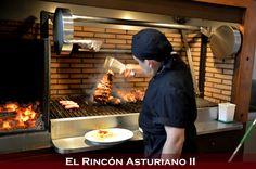 Listo para llevarlo a la mesa! ...tiene un olor espectacular!! Te animas a disfrutar del sabor? Saludos desde El Rincón Asturiano!!!