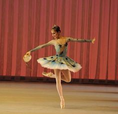 Miko Fogarty. Esmeralda. I love this variation and I simply adore her costume!!!