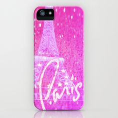 Paris Bright iPhone Case by Veronica Ventress - $35.00