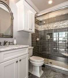 gray bathroom ideas for relaxing days and interior design rh pinterest com
