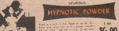 hypnotic powder