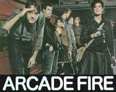 Love Arcade Fire <3