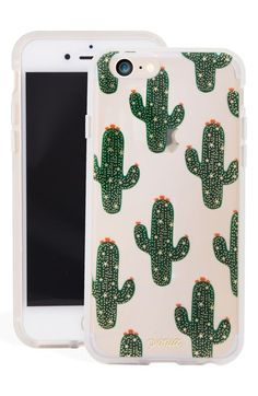 Cactus iPhone 7 Case - Nordstrom