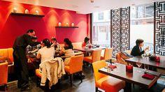Langt unna Nirvana på restaurant Mahayana: Stive priser, men ikke verre enn andre rundt Karl Johans gate.