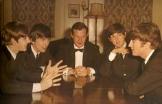 The Beatles &  Brian Epstein