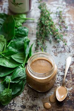 walnut balsamic vinaigrette - Healthy Seasonal Recipes
